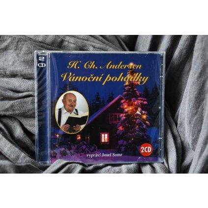 Vánoční pohádky H. Ch. Andersen - vypráví Josef Somr