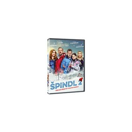 Špind 2 DVD