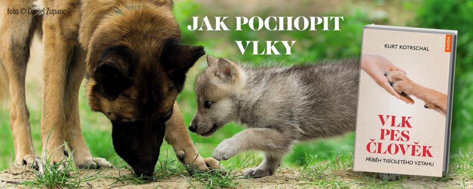 Chceme-li žít se psy, musíme porozumět vlkům