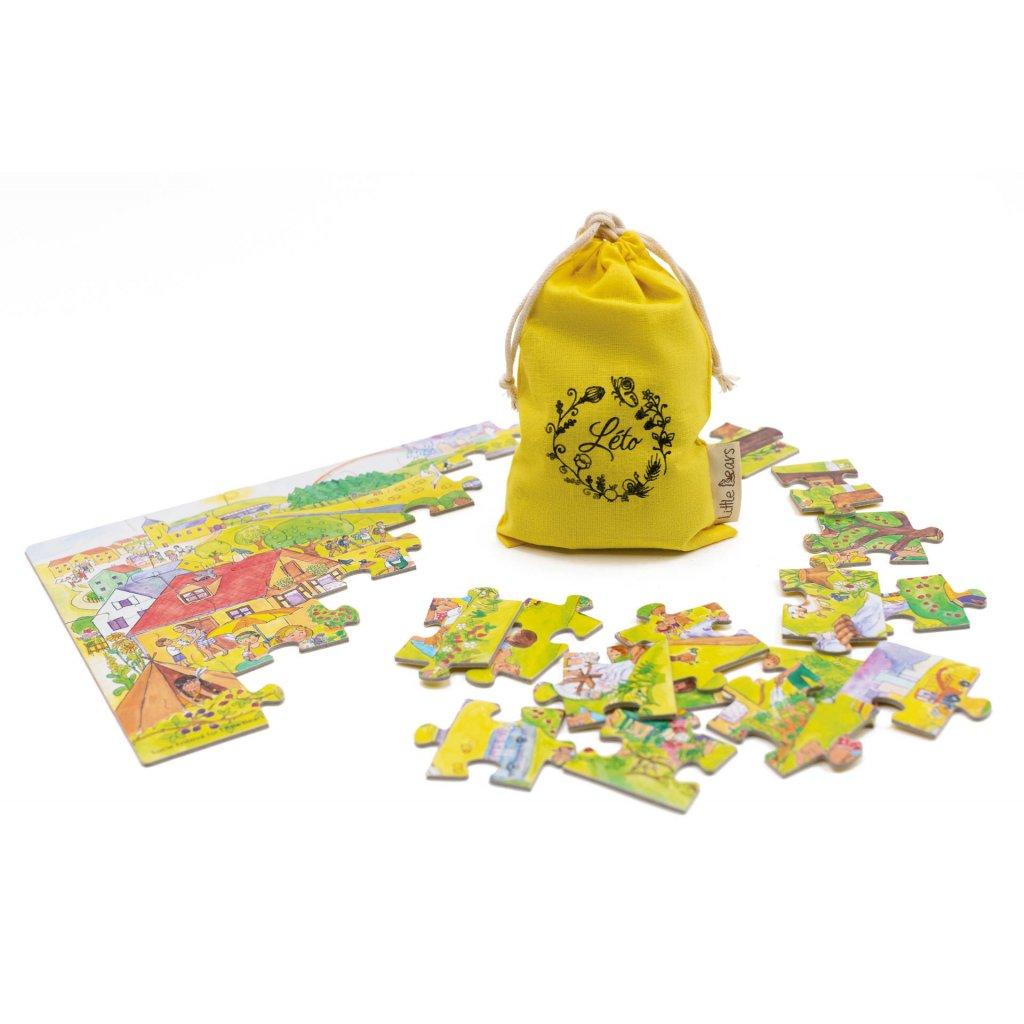 4725 little bears puzzle leto