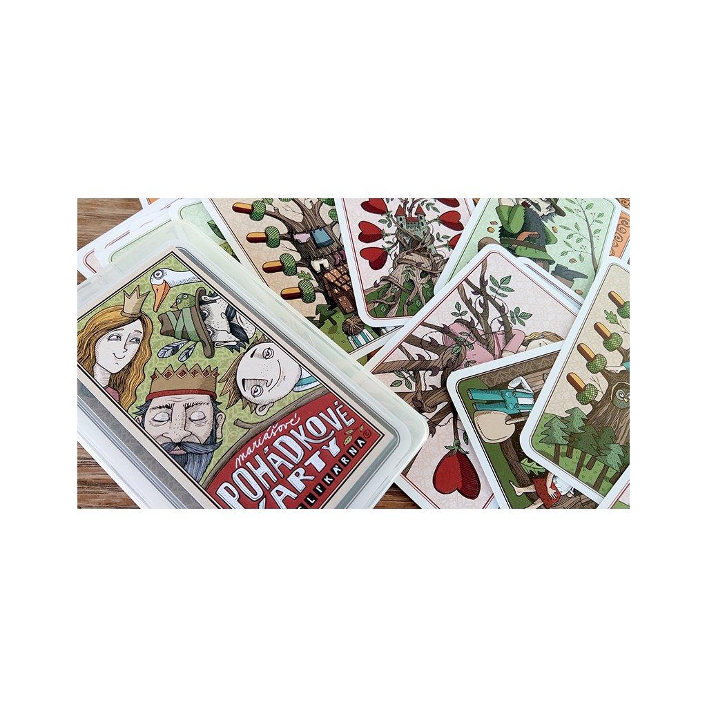 4800 1 pohadkove mariasove karty