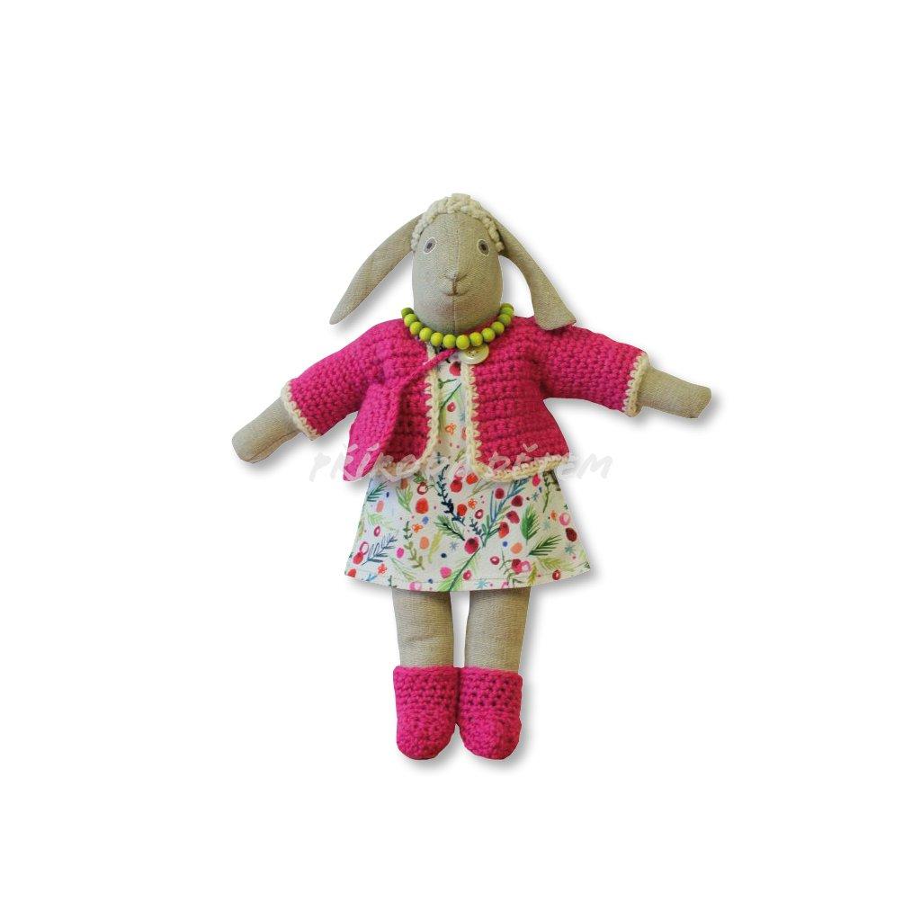 Jesenická ovečka (Barva Růžová)