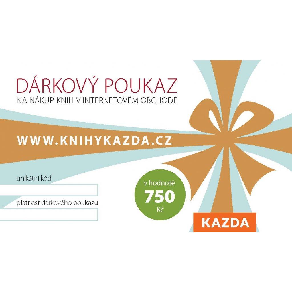 Dark poukaz Kazda 750 RGB