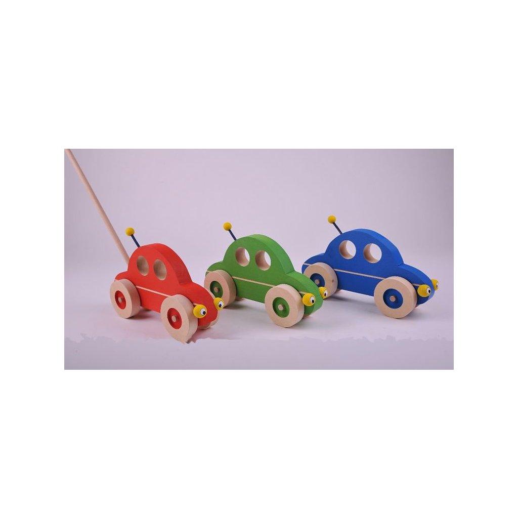auto na tyci