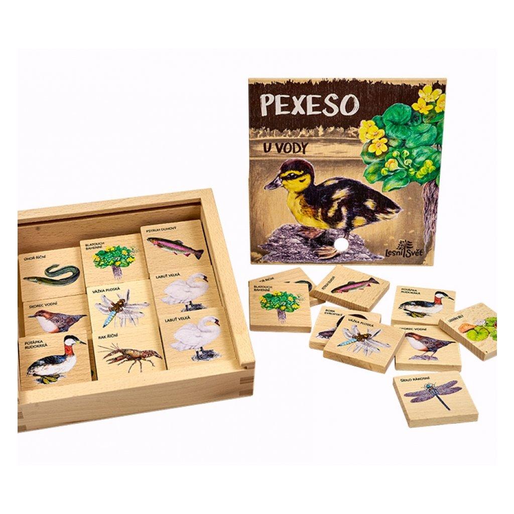 13875 pexeso klasicke u vody