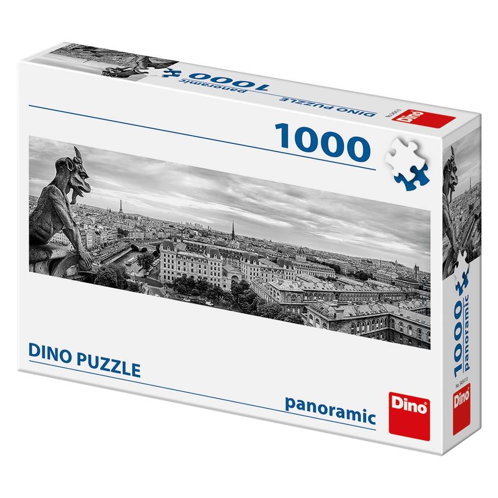 Puzzle CHRLIČ V PAŘÍŽI 1000 panoramic