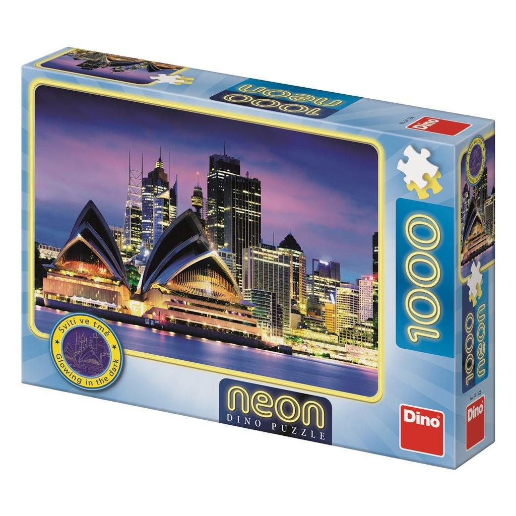 Puzzle OPERA V SYDNEY 1000 neon
