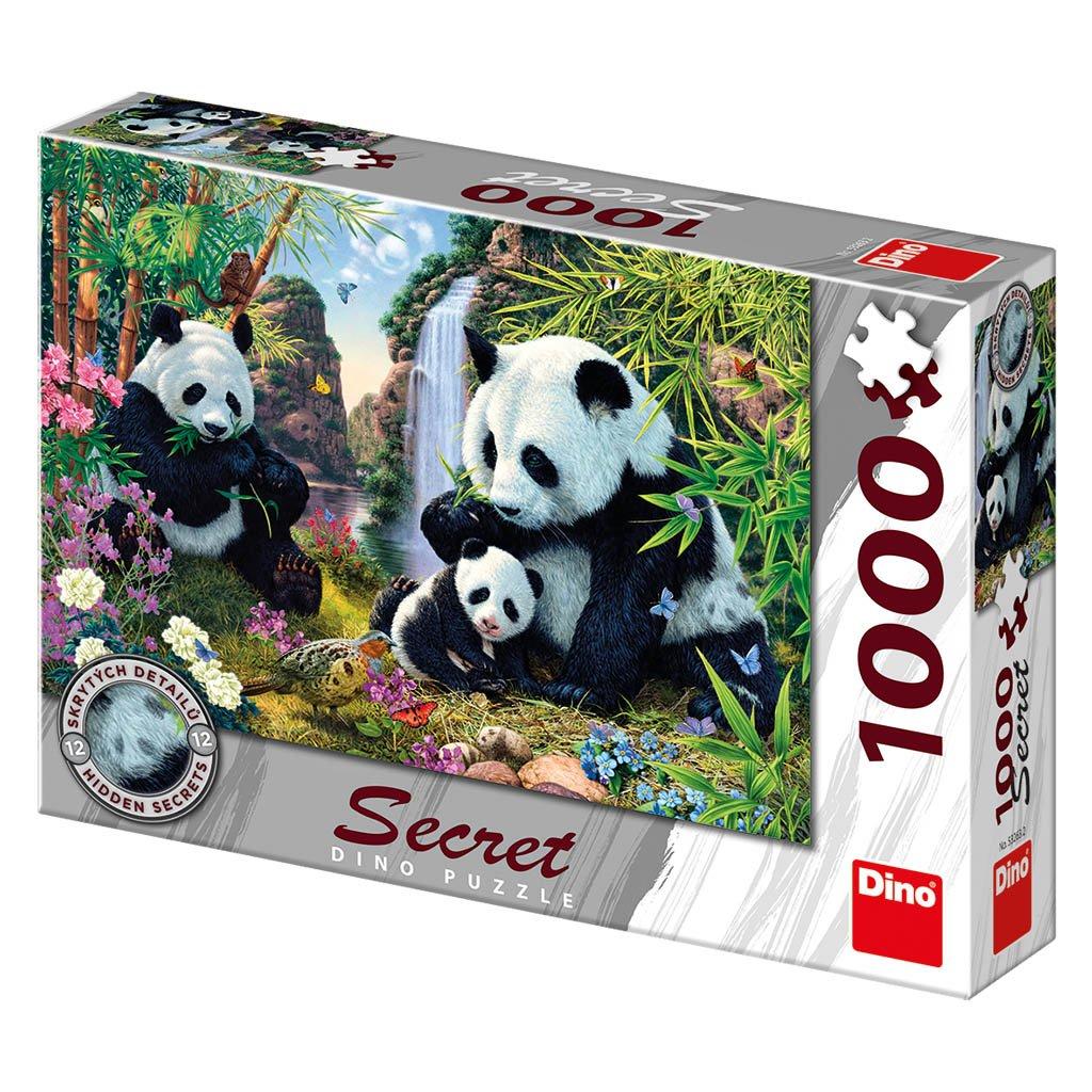 Puzzle PANDY 1000 secret collection