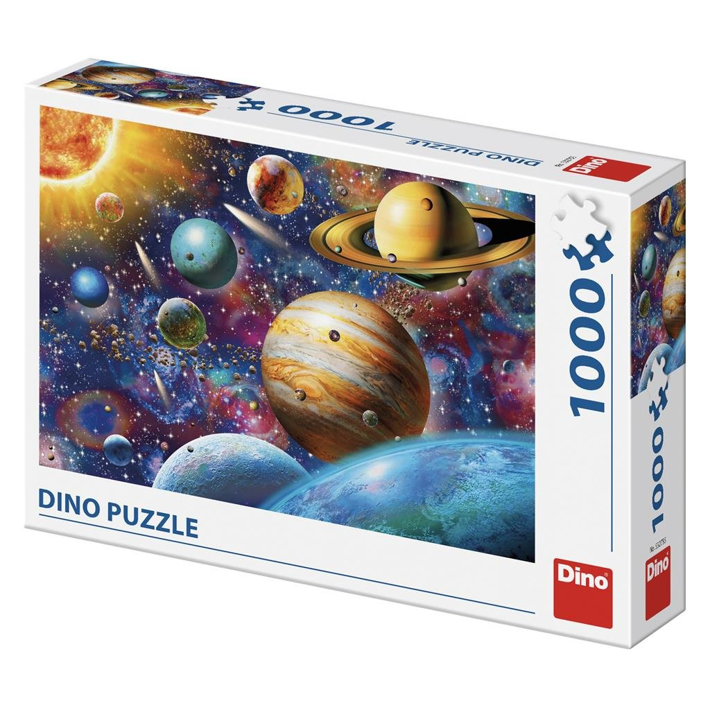 Puzzle PLANETY 1000