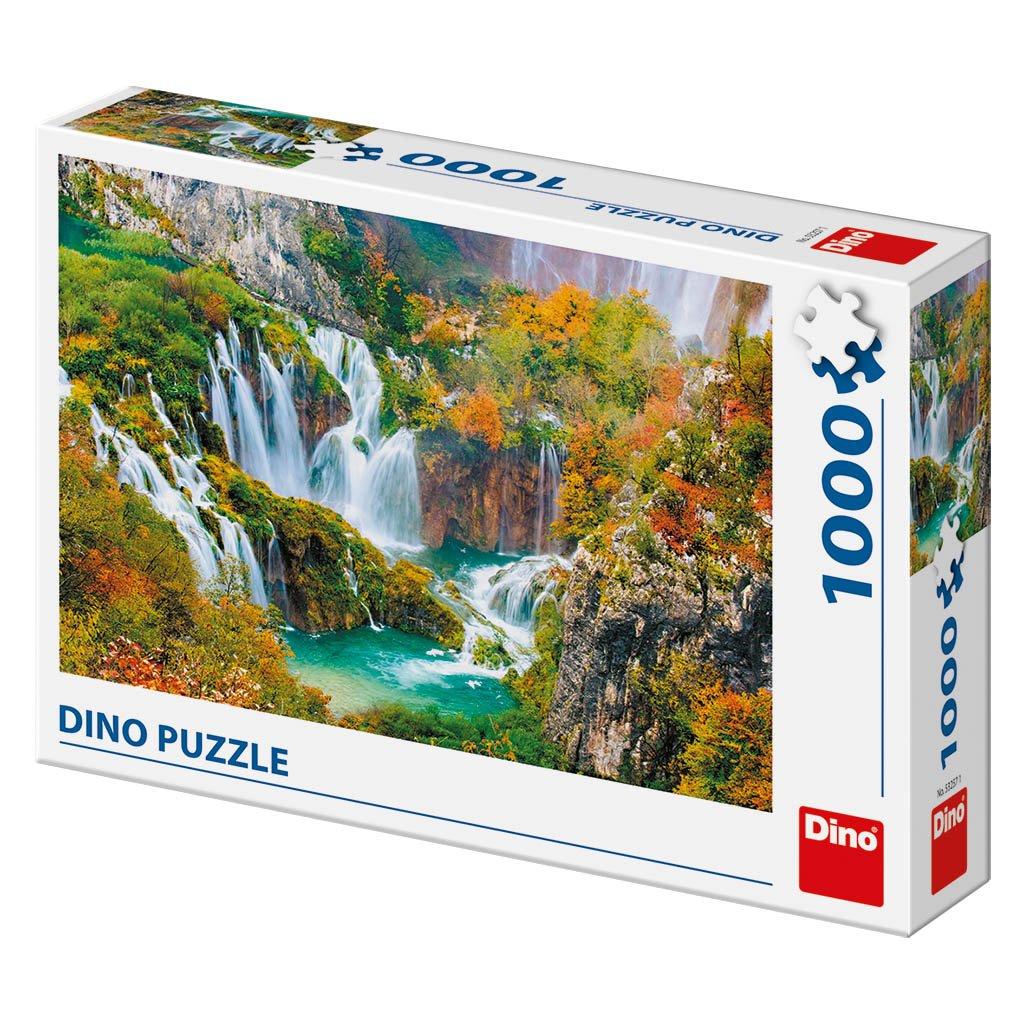 Puzzle PLITVICKÁ JEZERA 1000