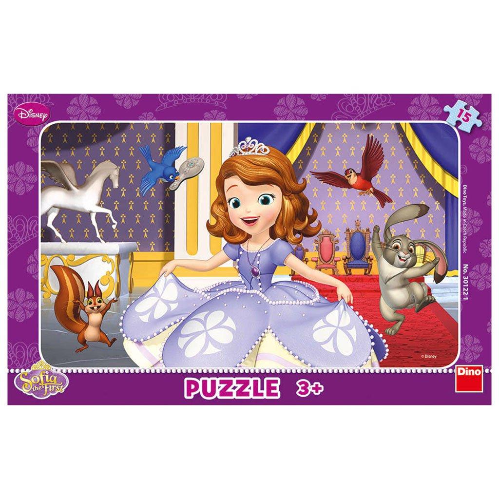 Puzzle SOFIE PRVNÍ 15 deskové
