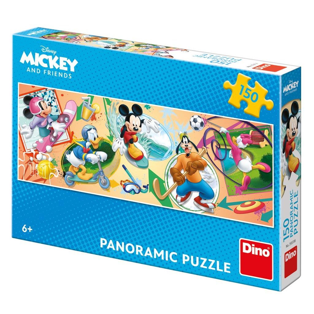 Puzzle MICKEY 150 panoramic