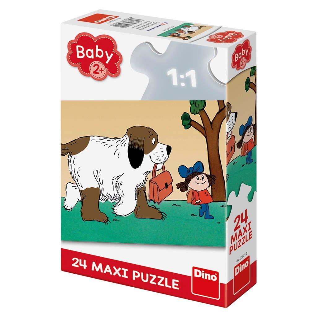 Puzzle MAXIPES FÍK 24 maxi