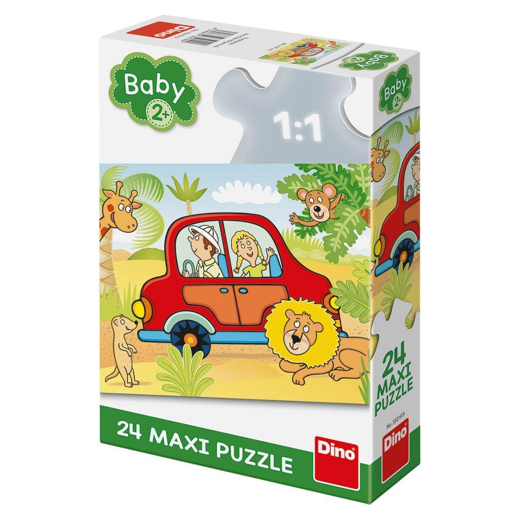 Puzzle SAFARI 24 maxi