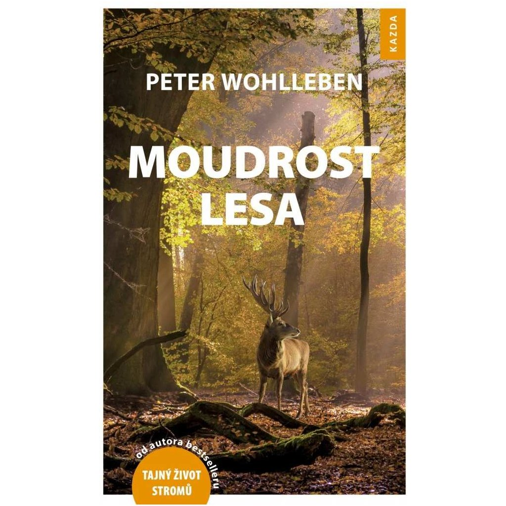 Peter Wohlleben: Moudrost lesa