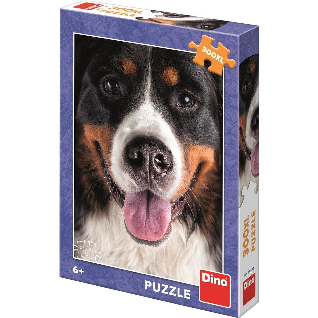 Puzzle CHLUPATÝ PES 300 XL