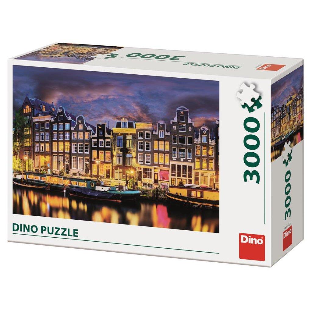 Puzzle AMSTERDAM 3000