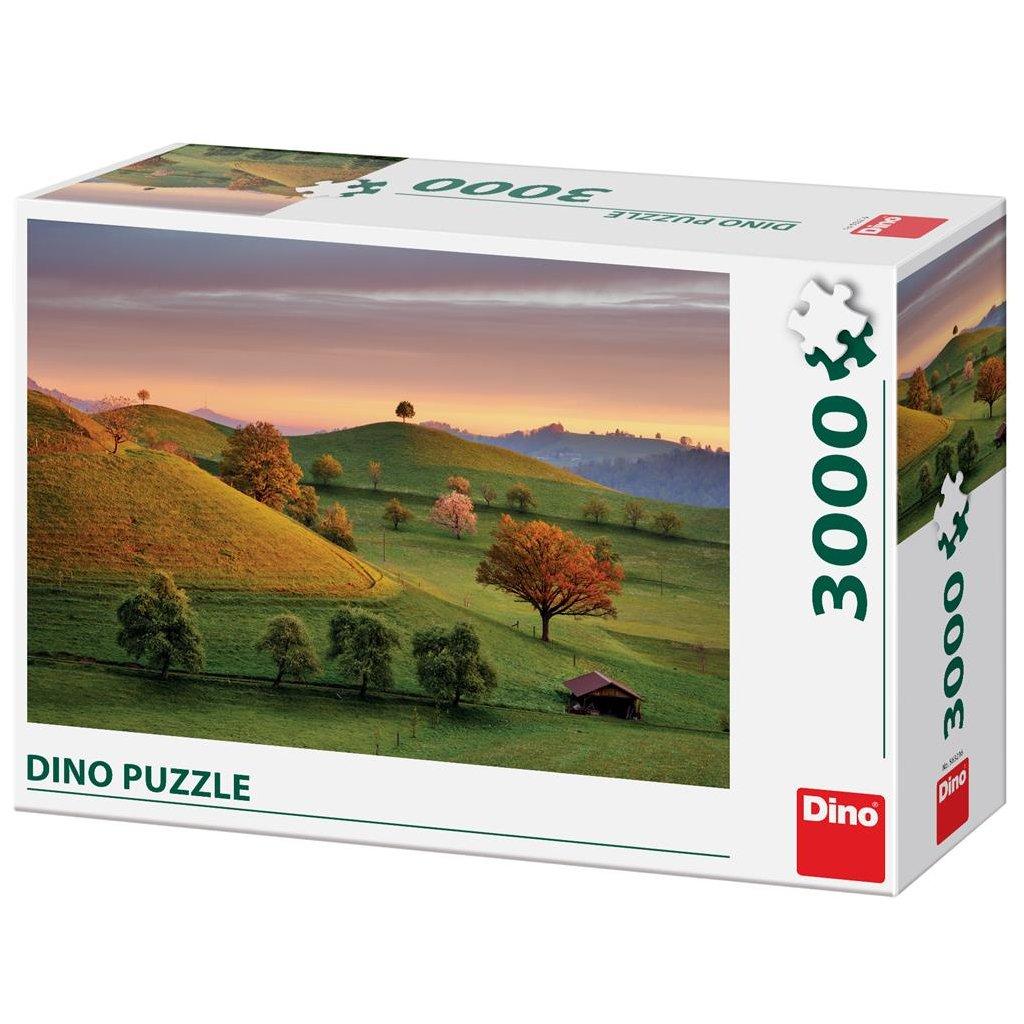 Puzzle POHÁDKOVÝ VÝCHOD SLUNCE 3000