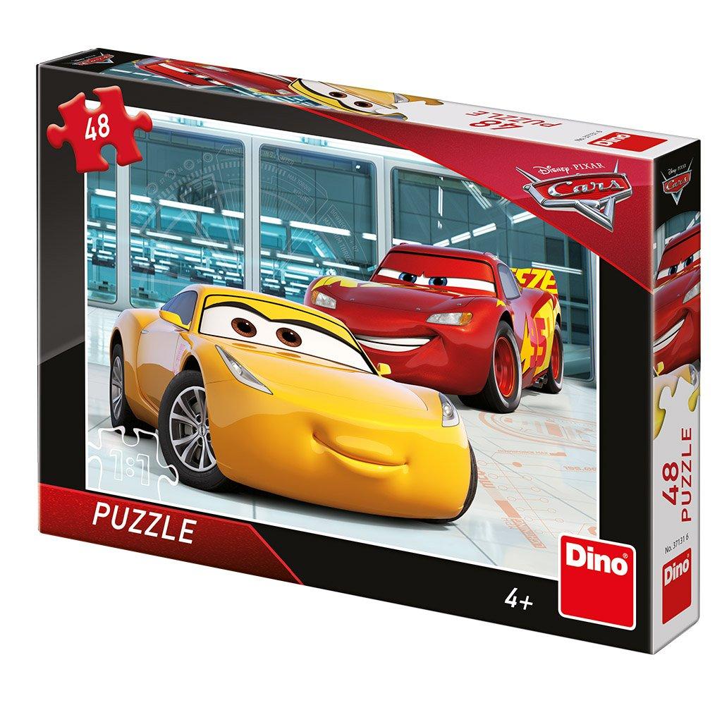 Puzzle CARS 3: PŘÍPRAVA 48