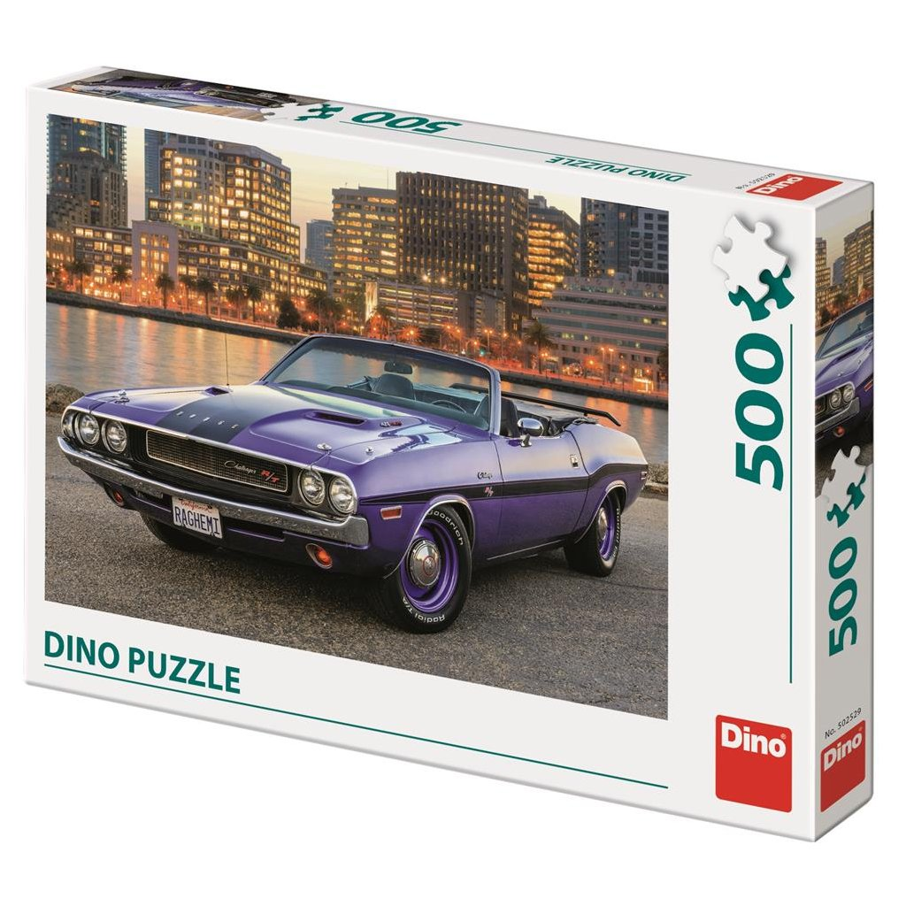 Puzzle AUTO DODGE 500