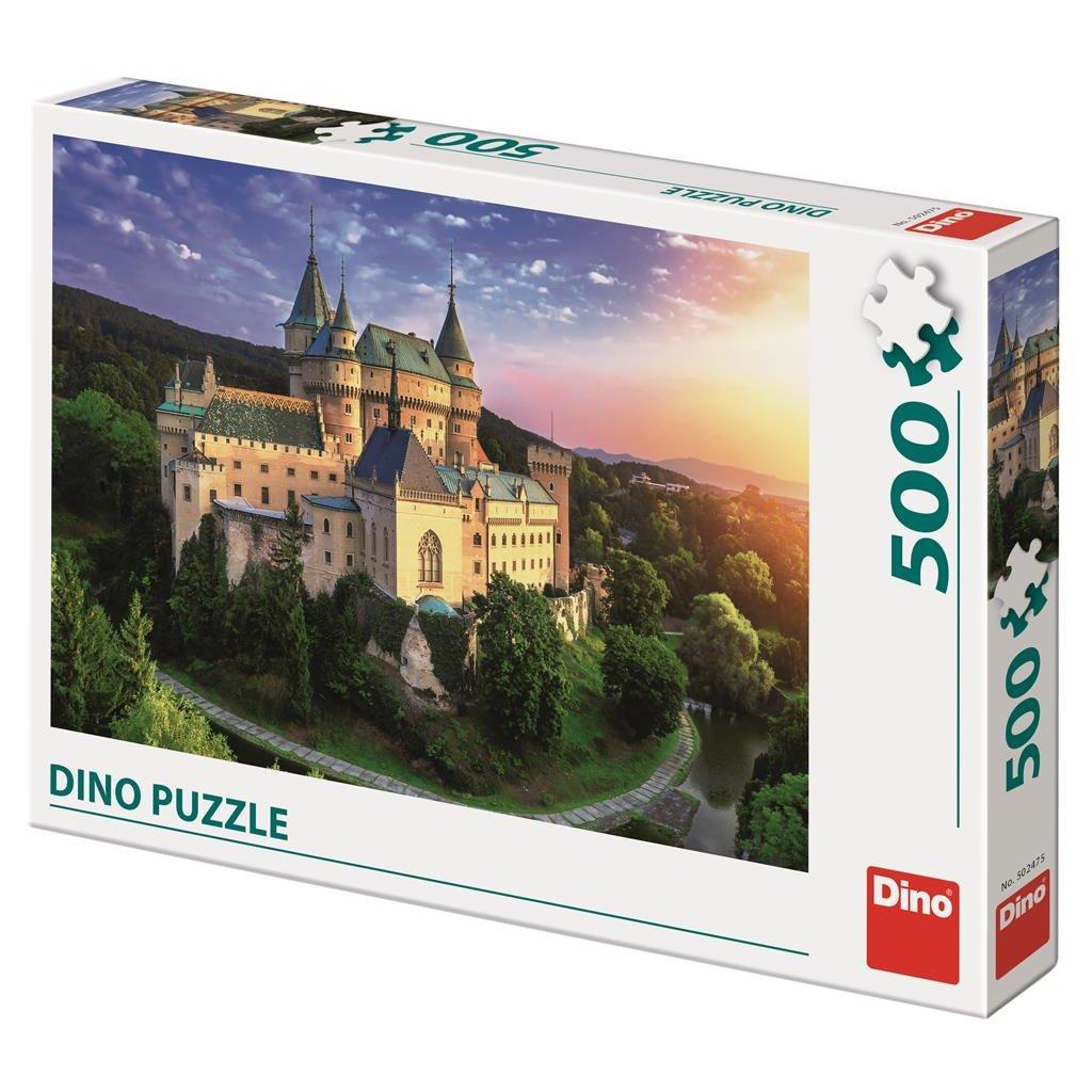 Puzzle ZÁMEK BOJNICE 500