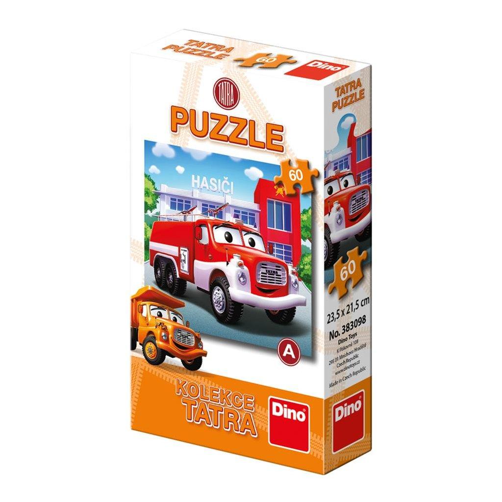 Puzzle TATRA AUTA 60