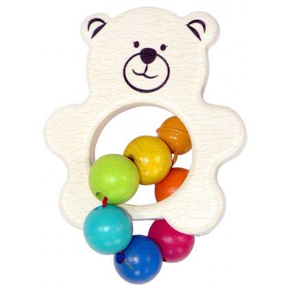 5484 chrastitko medvidek