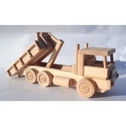 auto mit container
