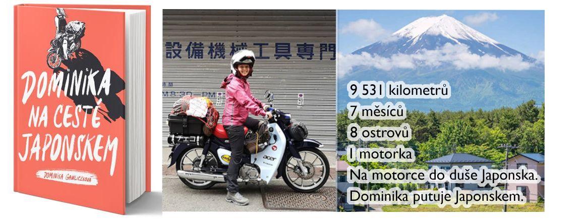 Dominika na cestě Japonskem