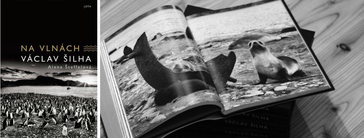 N avlnách - knižní cestopis
