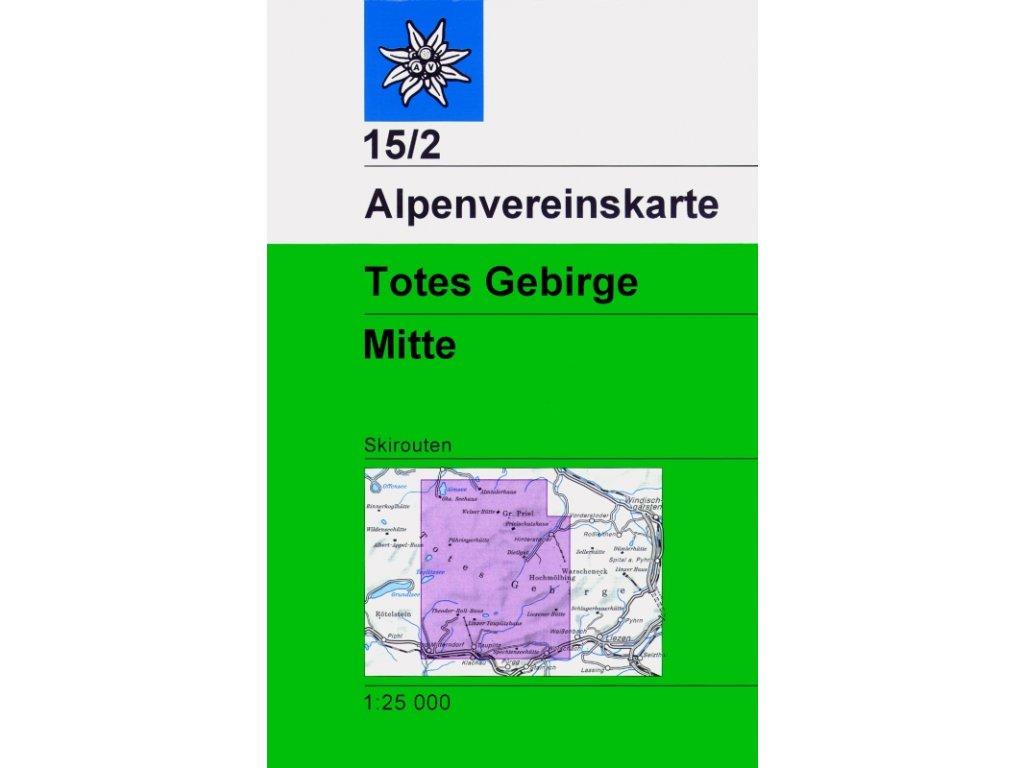 Totes Gebirge Mitte (zimní) – AV15/2