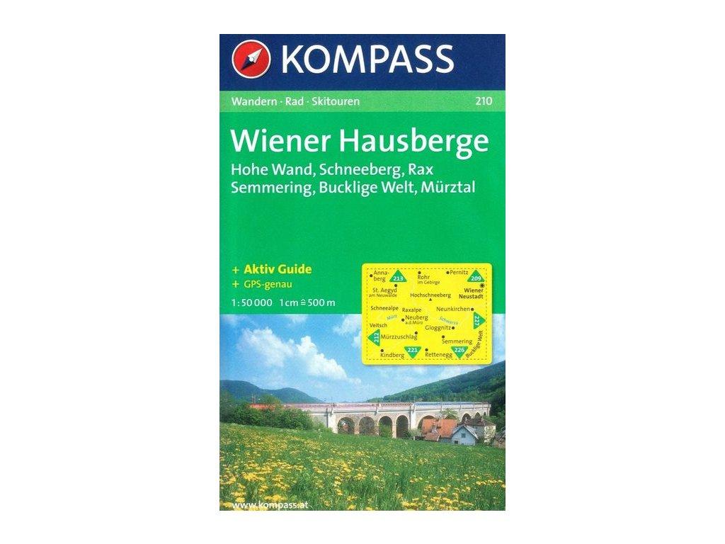 Wiener Hausberge (Kompass - 210)