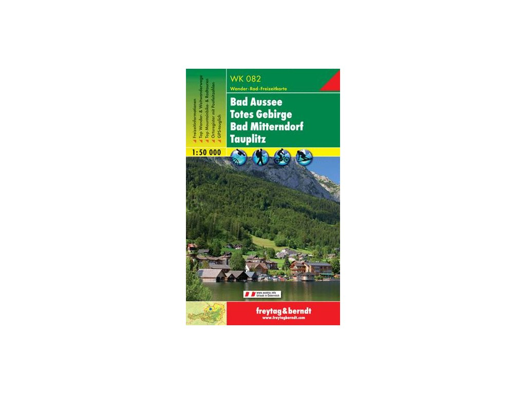 Bad Aussee, Totes Gebirge, Bad Mitterndorf, Tauplitz  (WK082)