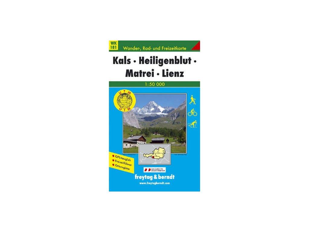 Kals, Heiligenblut, Matrei, Lienz (WK181)