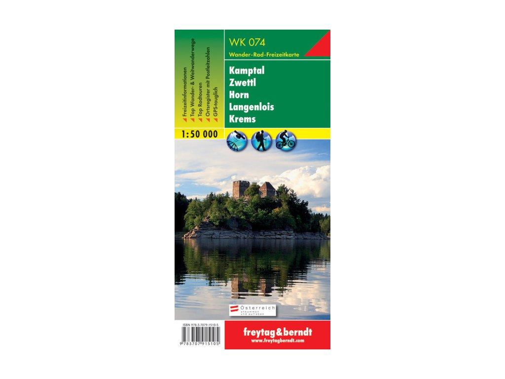 Kamptal, Gars, Zwettl, Horn, Langenlois (WK074)