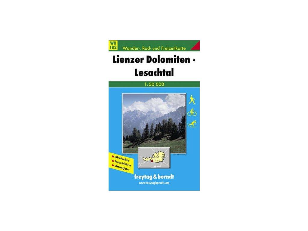 Lienzer Dolomiten, Lesachtal, Villgratental (WK 182)