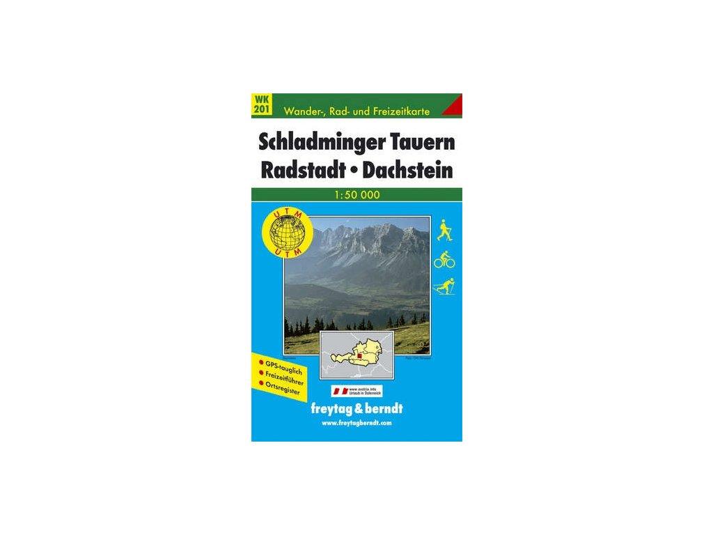Schladminger Tauern, Radstadt, Dachstein (WK201)