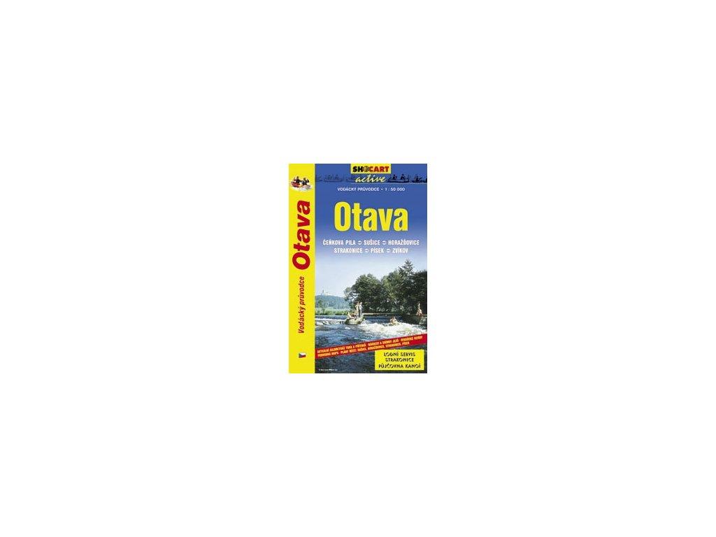 Otava - vodácký průvodce