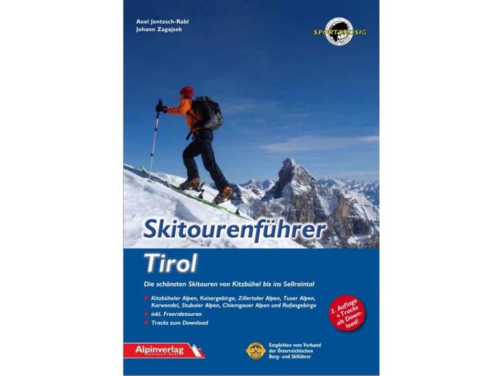 Skitourenführer Tirol
