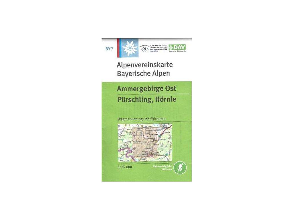 Ammergebirge, Ost, Pürschling, Hörnle (DAV 7)