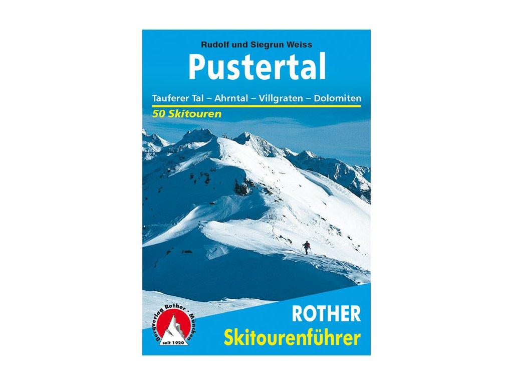 Pustertal - skialpinistický průvodce