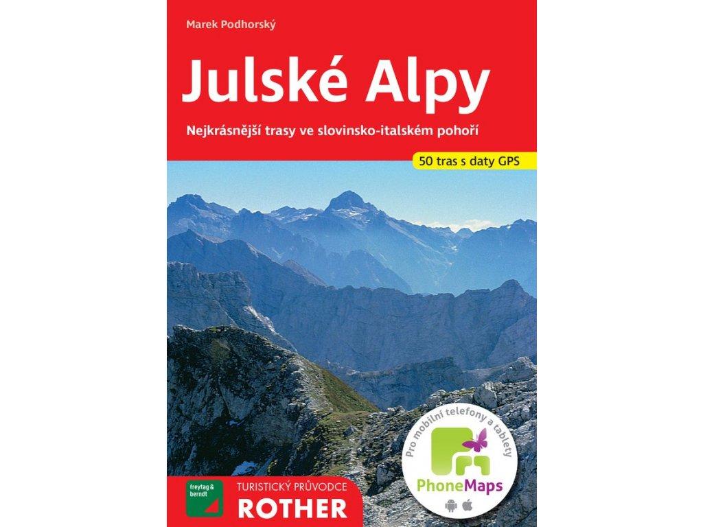 Julské Alpy - turistický průvodce