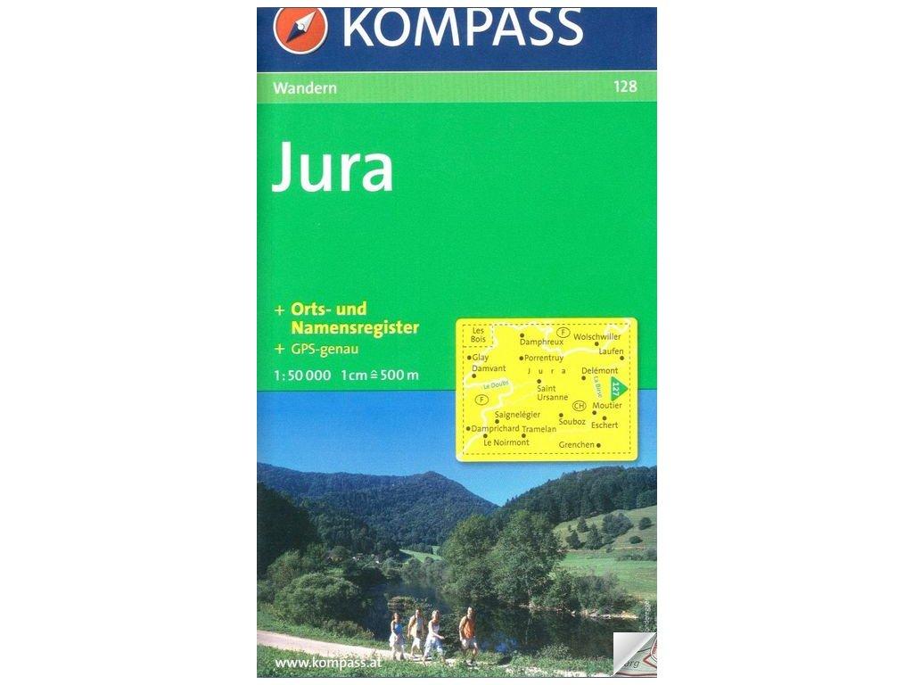 Jura (Kompass - 128)