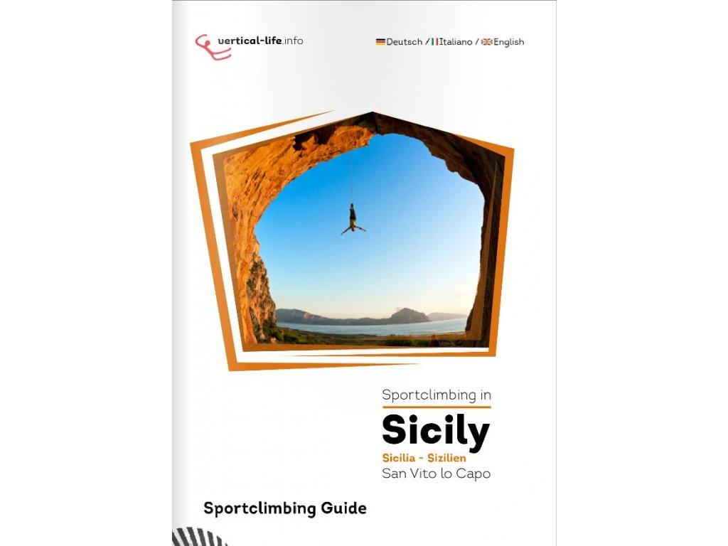 Sportclimbing in Sicily - San Vito lo Capo - horolezecký průvodce