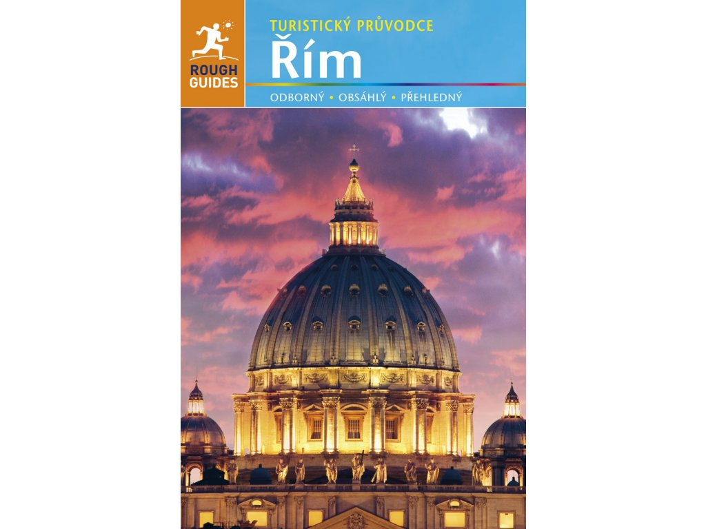 Řím - turistický průvodce
