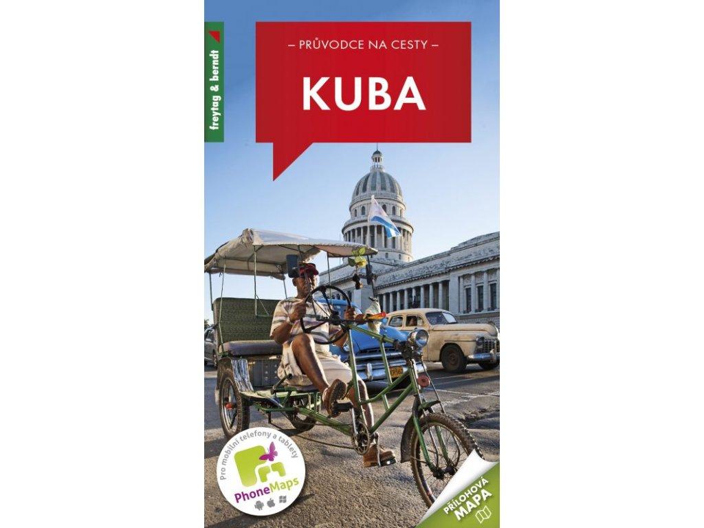 Kuba - průvodce na cesty