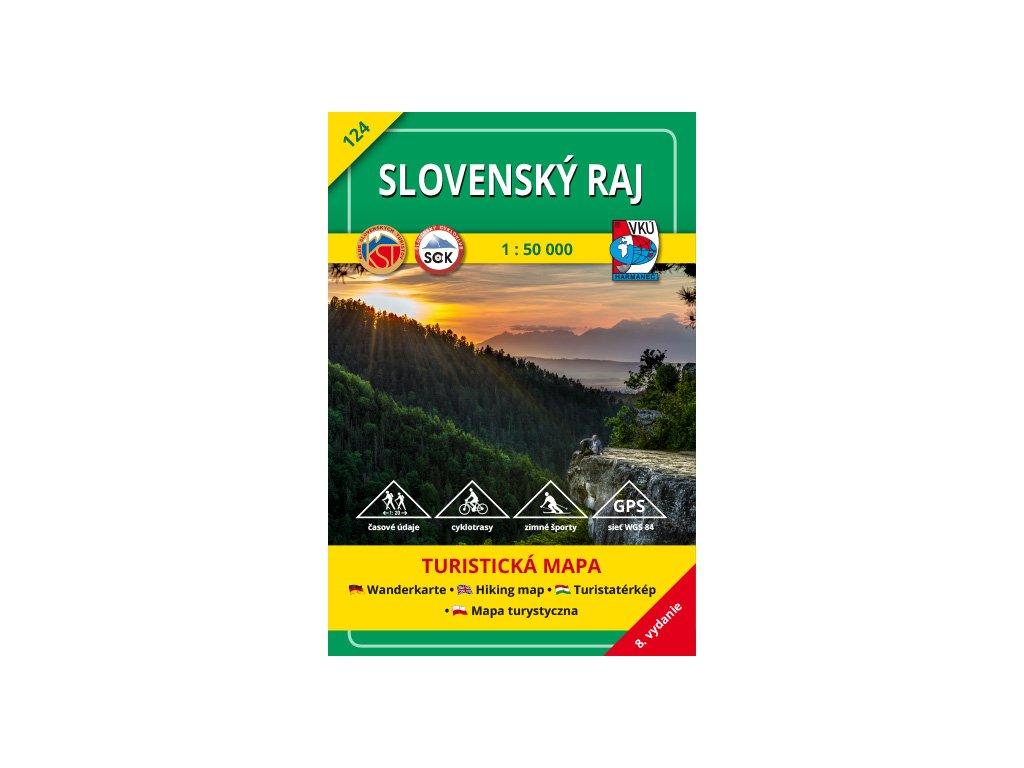 Slovenský raj (VKU č.124)