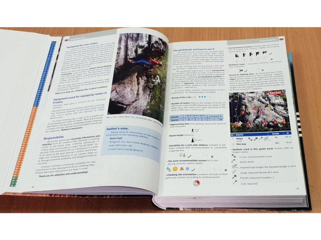 Croatia climbing guide