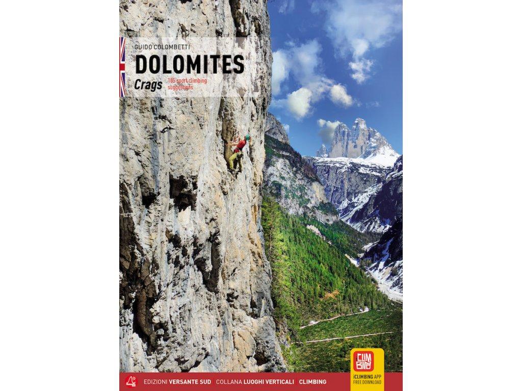 Dolomites Crags