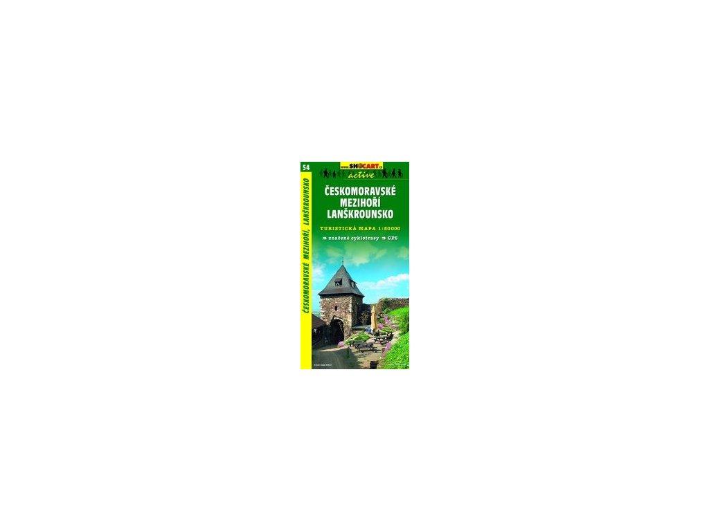 OkolíBrna, západ (turistická mapa č. 51)
